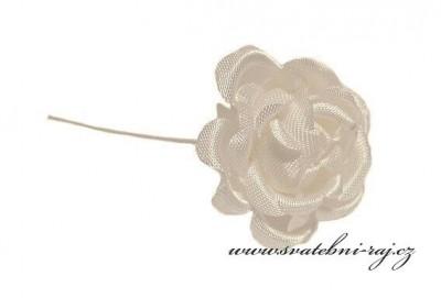 Svatební růžička