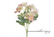 Zobrazit detail - Kytice klematis květy