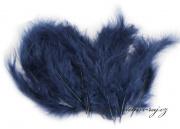 Zobrazit detail - Pštrosí peří navy blue