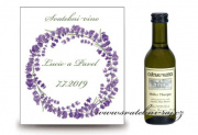Zobrazit detail - Svatební víno květ levandule