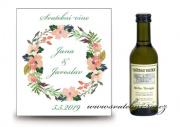 Zobrazit detail - Svatební víno rustic