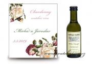 Zobrazit detail - Svatební víno s květy