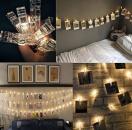 LED svítící kolíčky - 10 ks