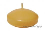 Zobrazit detail - Plovoucí svíčky meruňkové - 6 ks