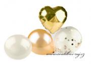 Zobrazit detail - Sada balónků ve zlaté barvě