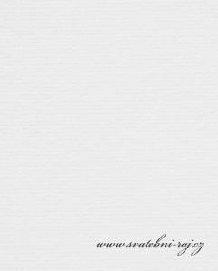 Strukturovaný papír bílý
