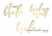Zobrazit detail - Tetování pro nevěstu a družičky