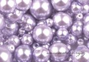 Zobrazit detail - Voskové perličky světle fialové