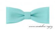 Zobrazit detail - Chlapecký motýlek mint-blue