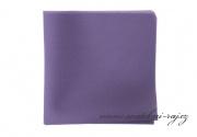 Zobrazit detail - Kapesníček fialový matný