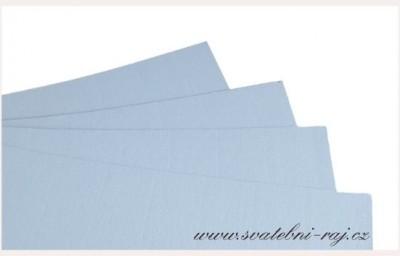 Grafický papír modrý