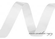 Zobrazit detail - Bílá stuha s proužky