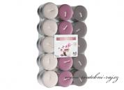 Zobrazit detail - Čajové svíčky - 30 ks - Spa Garden