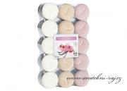 Zobrazit detail - Čajové svíčky - 30 ks - Vanilla-Orchid