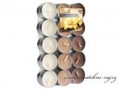 Zobrazit detail - Čajové svíčky - 30 ks - Vanilla