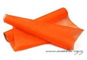 Zobrazit detail - Vlizelín oranžový, 50 cm x 8 m