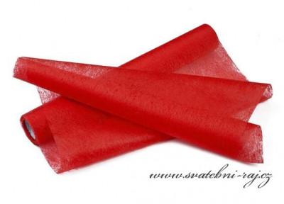 Vlizelín červený, 50 cm x 8 m