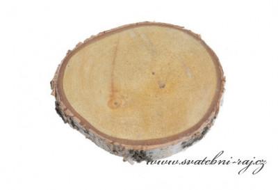 Dřevěná kulatina, průměr 16 cm