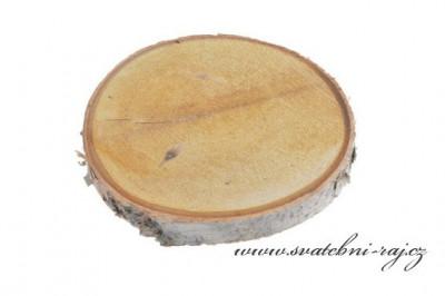 Dřevěná kulatina, průměr 18 cm