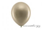 Zobrazit detail - Metalické balónky v barvě latté