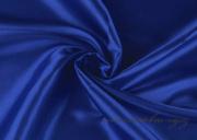 Satén královsky modrý, 150 cm šíře
