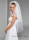 Zobrazit detail - Svatební závoj - 65/100 cm