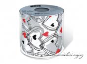 Zobrazit detail - Toaletní papír srdce