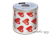 Zobrazit detail - Toaletní papír velké srdce
