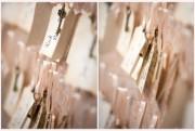 Malé mosazné klíče ve stylu Vintage