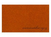 Zobrazit detail - Svatební koberec terrakota - šíře 1 m