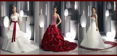 Nevíte jaké svatební šaty vybrat  21caaad256